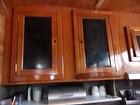 Custom Galley Cabinets