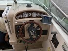 Nice Console With Wood Grain Steering Wheel