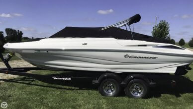 Crownline 225 SS, 22', for sale