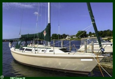 Catalina 34 Tall Rig, 34', for sale