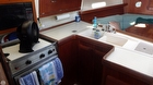 1996 Hunter 336 Galley
