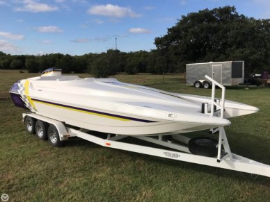 Carrera 257 Effect X, 26', for sale - $46,500