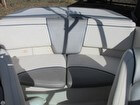 Aft Deck Sun Pad, Bench Seat