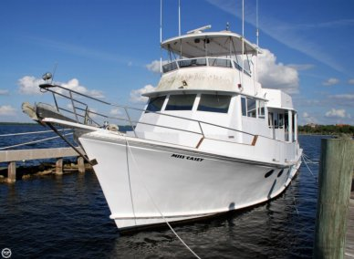 Morgan 70 Pilothouse Trawler, 70', for sale - $104,000