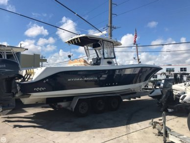 Hydra-Sports 3300 CC, 33', for sale - $118,000
