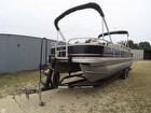 2014 Sun Tracker DELUXE FISHING BARGE - #3
