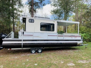 Sun Tracker 30 Party Barge, 30', for sale - $27,800