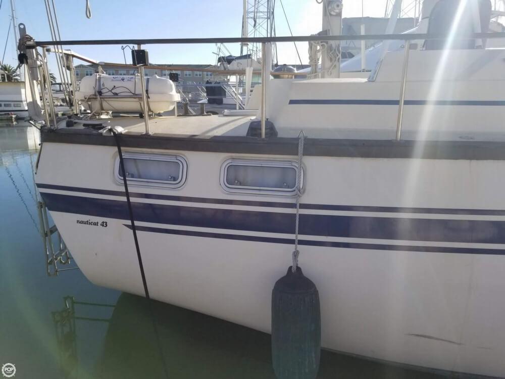 1983 Nauticat 43 For Sale