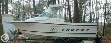 Trophy 21, 21', for sale - $16,000