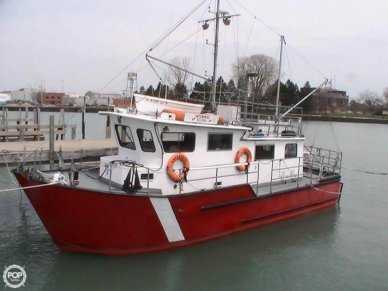 Martin 40 Dive Trawler, 40, for sale - $52,500