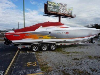 Donzi 38ZX Daytona, 37', for sale