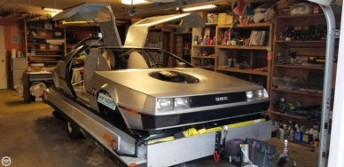 Delorean Hovercraft 14, 14, for sale