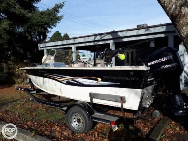 Smoker Craft 182 Pro Mag, 18', for sale - $22,000