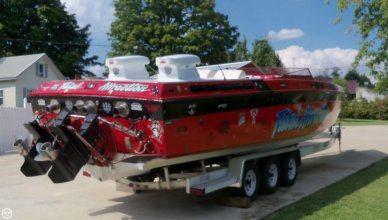 Scarab 38, 38', for sale - $72,500