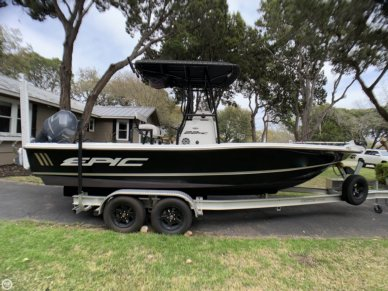 Epic 22SC, 22', for sale - $39,999