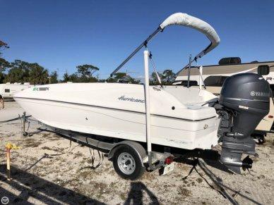 Hurricane 188 Sport Sundeck, 188, for sale - $14,400