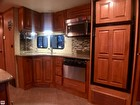 Kitchen, Cabinets, Blinds