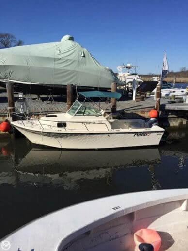 Parker Marine 21 Walk-Around, 21', for sale - $16,000