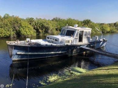 Uniflite Navy 50 Utility Boat, 50', for sale - $24,900