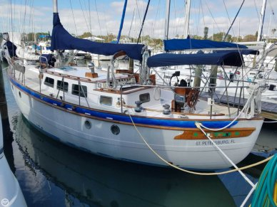 Spindrift 43 Pilothouse Cutter, 50', for sale - $124,500