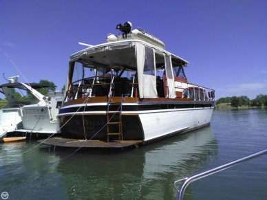 Chris-Craft Constellation Bull Nose 48, 48', for sale - $124,900