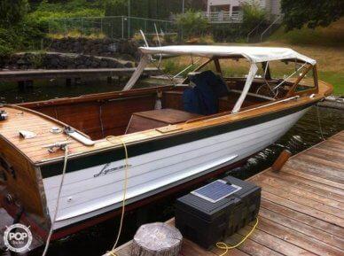 Lyman 25, 25', for sale - $15,725