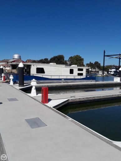 Master Fab 14 X 47 Houseboat, 47', for sale - $39,000