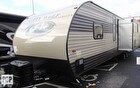 2017 Forest River Grey Wolf Travel Trailer 29TE Slideout