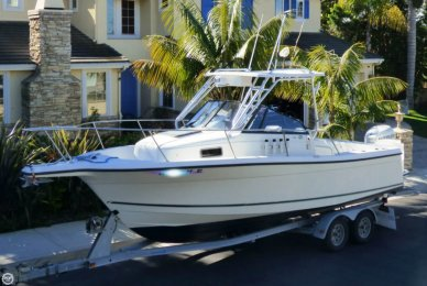 Trophy 2509, 28', for sale
