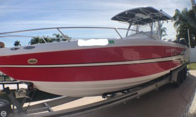 Donzi 35 ZF Cuddy, 34', for sale