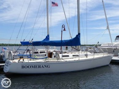 J Boats 35, 35', for sale - $47,800