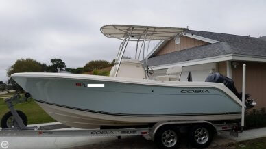 Cobia 201 CC, 20', for sale - $41,000