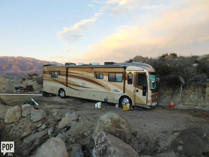 SOLD: American Eagle 40M RV in Banning, CA   170609