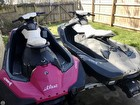 2015 Jet Ski SPARK Pair With Trailer