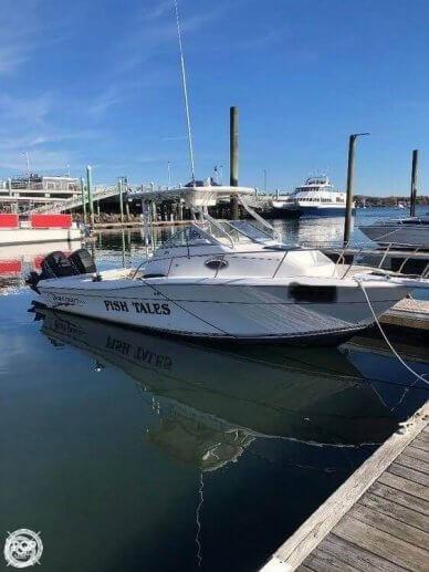 Sportcraft 251 FISHMASTER WAC, 27', for sale - $15,000