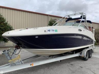 Sea Ray 260 SunDeck, 26', for sale - $30,000