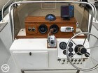 Compass, GPS / Plotter, Steering Wheel, VHF