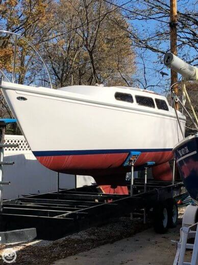 Catalina 27, 27, for sale - $17,500