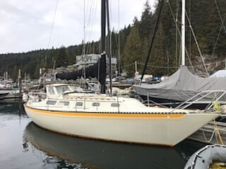 Islander 36 Sloop, 36, for sale - $33,400