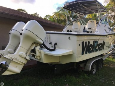 Wellcraft 2600 Coastal, 28', for sale - $19,750
