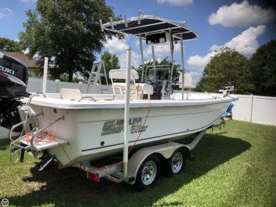 Carolina Skiff 218DLV, 22', for sale - $20,650