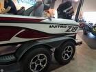 2017 Nitro Z18 With Minn Kota Trolling Motor And Trailer