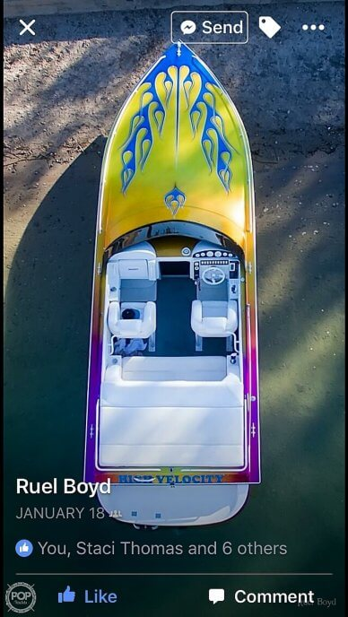 Velocity 280, 27', for sale - $34,900