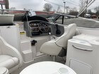 Captain's Chair, Passenger Seat, Steering Wheel, Helm Controls, Grab Handle, Windshield