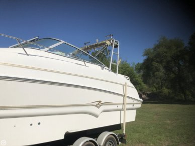 Larson 274 cabrio, 30', for sale - $23,500