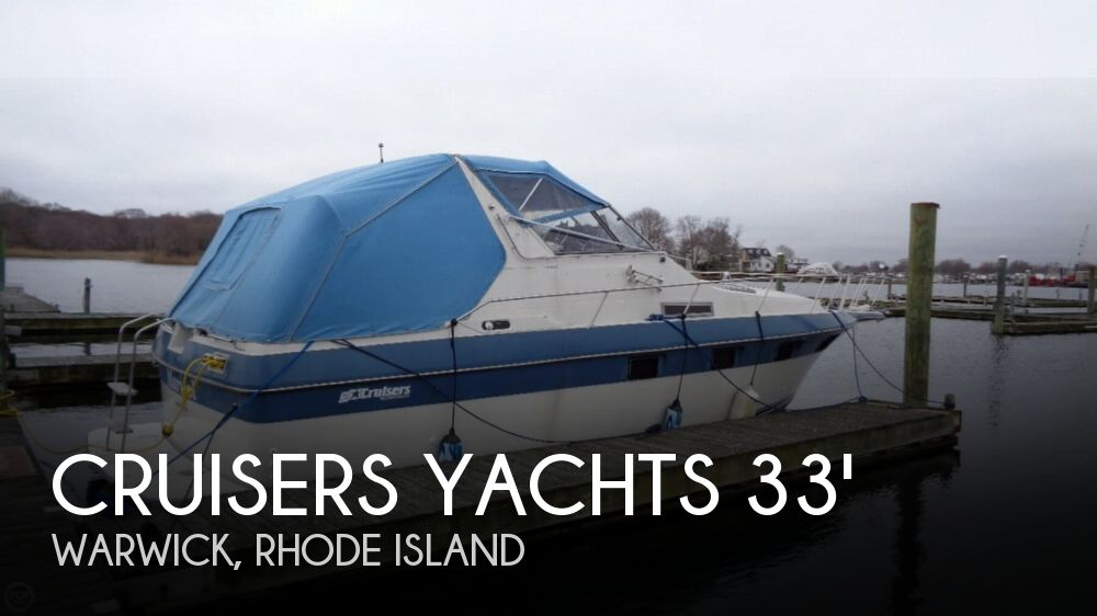 1988 Cruisers 3170 Esprit For Sale