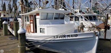 Cajun Maid 47, 47', for sale - $33,400