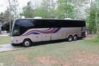 Prevost H3-41 Passenger Coach Conversion