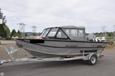Hewescraft Sea Runner 19, 19', for sale - $14,900