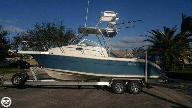 Cobia 250 WA, 25', for sale - $55,000